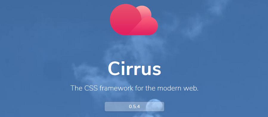 Cirrus CSS